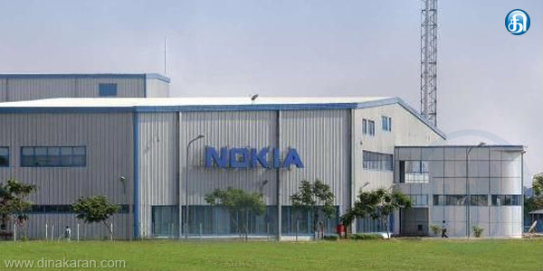 The closure of the Nokia plant in Chennai: In the morning employees came, and sent back to work