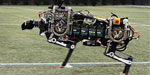 Robo-cheetah may save lives in TEN YEARS for risky time