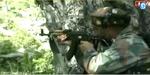 Pakistan army opened fire again on Indian border