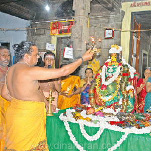 Adiphore Baby Shower Festival in Melasankarankovil