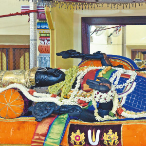 Forty years of penance to see Narayana