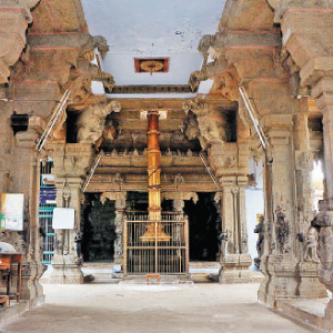 Perumal temple which was 1000 Years Old