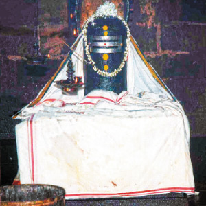 The Thirumanayam Brahmapureeswarar Temple, which taught the secret of creation to Brahma