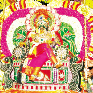 Angamangalam Temple swing festival: Thousands of devotees worship darshan