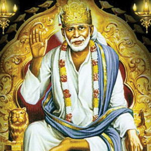 Sai majesty that does not fall into words