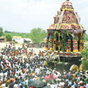 Special prayers in the temples of Kulathayevu
