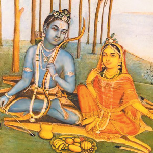 Yoga life is also the vision of Sri Rama