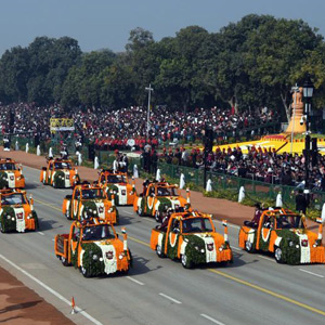 Air Force, Air Force parade, ornamental vehicles, art shows: spectacular images of Republic Day celebration