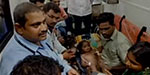 2-year-old child had fallen into the well bore in Andhra Pradesh: 12 hours after the battle safely rescue