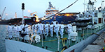 'Kanaklata Baruah' farewell to 20 years of Indian Coast Guard