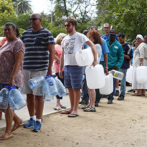 CapeTownWaterCrisis