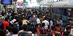 Diwali festival to go to their own villages and convex passengers at railway stations