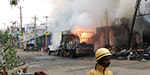 Fire explosion Sivakasi crackers shop - 8 people died due to breathing problems