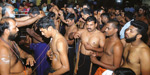 Today the birthday of Karthikayam: Ayyappa devotees wearing the garlands evening began to fast