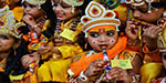 Krishna Jayanthi is celebrated as a great criticism across the country