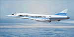 Boom supersonic jet able to fly London to New York in three hours a step closer to production
