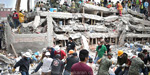 Mexico City stormed by earthquake: rescue operations intensify