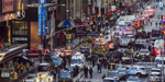 Pipe bomb detonated at Port Authority in New York