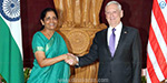 Nirmala Sitaraman meets with US Defense Minister in Delhi