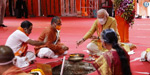 Modi lays foundation stone for 161 foot tall temple in Ayodhya