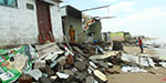 More than 20 homes damaged by sea fires in Srinivasapuram in Chennai
