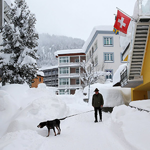 SWITZERLANDHeavySnow