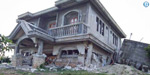 Strong quake leaves many dead in Philippines island