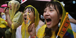 Taiwan Legislature Approves Asia's First Same-Sex Marriage Law