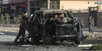 Car bomb attack in Afghanistan: 7 killed in accident near Interior Ministry!