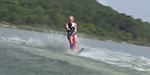 Meet the 90 year old water skiing grandma