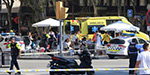 Barcelona terror attack: 13 dead, 100 wounded as van plows into crowd in Las Ramblas