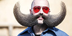 World Moustache Championships - Meet the weird and wonderful contestants
