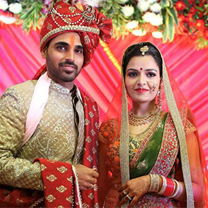 bhuvaneshkumar_marriage