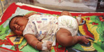 In Rajasthan, the child born with a weight of 6 kg - strange images