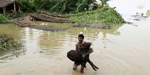 Heavy floods in Bihar, UP:  death toll reaches 270
