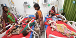 The number of children died of encephalitis in Bihar rises to 100!
