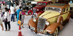 Traditional Car Exhibition in Chennai: Celebrity Cars, Including MGR
