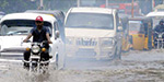 Rain lashes again in Chennai