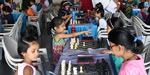 Chess competition for boys in Pune, on the occasion of Shikshan Maharshi Shivajirao Memorial Day
