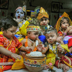Krishna Jayanti: Celebrations across the nation