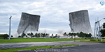 Cooling towers exploded in the Florida state of the United States