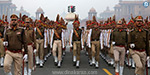 Republic Day Celebration Rehearsal in Delhi: Menswear parade