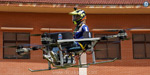 NEW !: kantupitikkurankappa Cambodia's new drone, the person carrying the students to create stunning .. !!