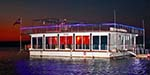 Inside Dubai's first floating hotel - spectacular pics