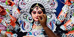 Durga Puja: Designs of the Durga Statues in various forms of North Indian states