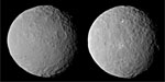 Dawn spacecraft orbit into the ceres dwarf planet
