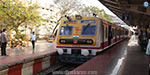 The modern electric train service started between Chennai Beach and Chengalpattu