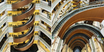 Incredible pics of world largest escalators in china
