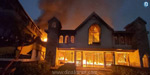 2-year-old church catches fire in Meghalaya, 2 dead