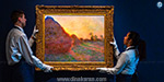 French painter Claude Monet's painting of Rs .778 crore auction drew straws: Photos